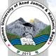 Women University of AJ&K logo wuajk logo