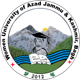 Women University of AJ&K logo wuajk logo